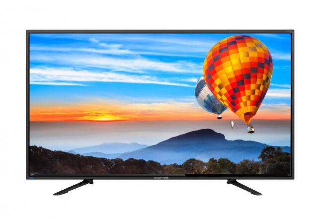"Sceptre 65"" 4K UHD LED TV 3840x2160 MEMC 120 Ultra Thin 4x HDMI 2.0 Upscaling"