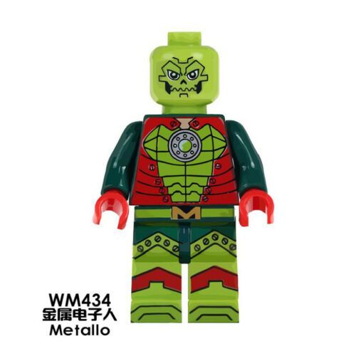 WM434 Compatible Toy Collectible Rare Movie Custom New New Rare Child Gift #H2B