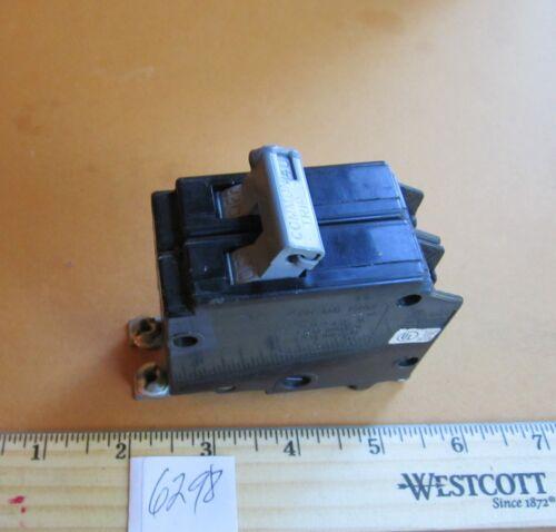 Cutler Hammer Circuit Breaker CHB020 40 Amp 2 Pole 240 Volt Bolt On CHB
