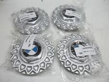 4 BMW E24 E32 E34 Felgendeckel Deckel mit Emblem 15 Zoll Felgen 1179828 BBS NEU