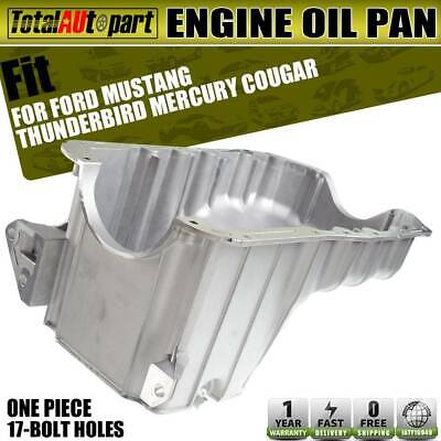 Engine Oil Pan For Ford Mustang 1994-2004 Thunderbird 1990-1997 3.8L V6 GAS