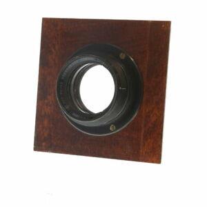 Vintage-Opt-Werke-Rudersdorf-Berlin-Ruo-Anast-Acomar-25cm-f-4-5-Barrel-Lens-UG