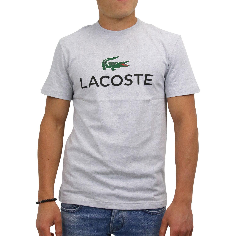 Lacoste Lacoste Lacoste Regular Fit T-Shirt Tee Shirt Kurzarm Herren TH7021 | Guter Markt  | Moderate Kosten  5a5cb3