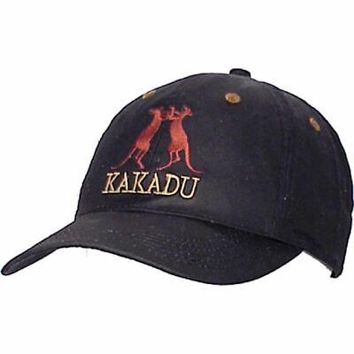 Kakadu Logo Schirmmütze Aus Wasserabweisender Gewachster Baumwolle | One Size Modern Und Elegant In Mode