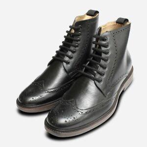 100% QualitäT Luxus Schwarz Land-akzent Stiefel Von Anatomic Schuhe
