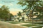 Ashtabula, OH Division Street looking West 1912