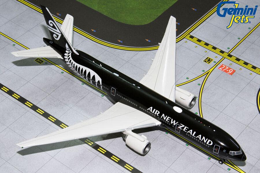 respuestas rápidas Gemini Jets Air New Zealand Boeing Boeing Boeing B777-200ER 1 400 gjanz 1840 En Stock  descuento de ventas en línea