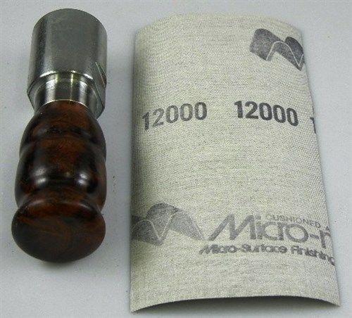 "Micro-Mesh Regular Finishing Sheet 1 pc 3/"" x 6/"" 12000 grit sheet"