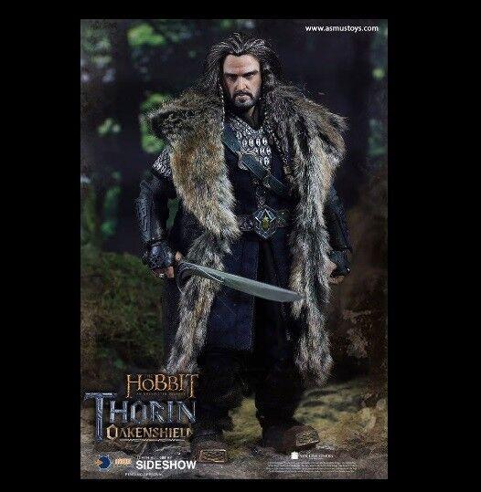 1 6 El Hobbit Thorin Oakenshield Figura Asmus juguetes de la serie