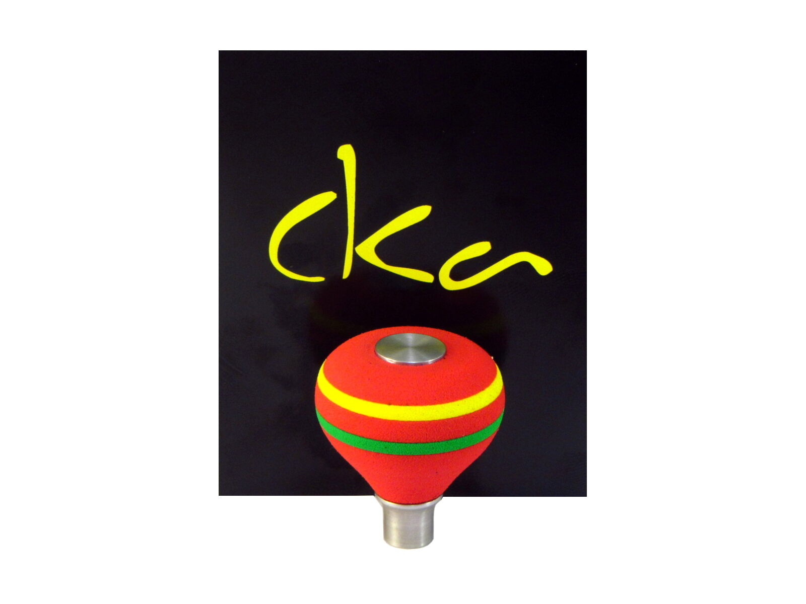 blueSPIN CRAZY KNOB IN EVA FOR REEL SHIMANO SIZE  M COL. M41 100% MADE IN ITALY