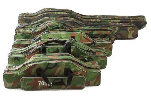 Angeltasche Rutentasche Rutenfutteral Angelkoffer Anglertasche Tasche box 2fach