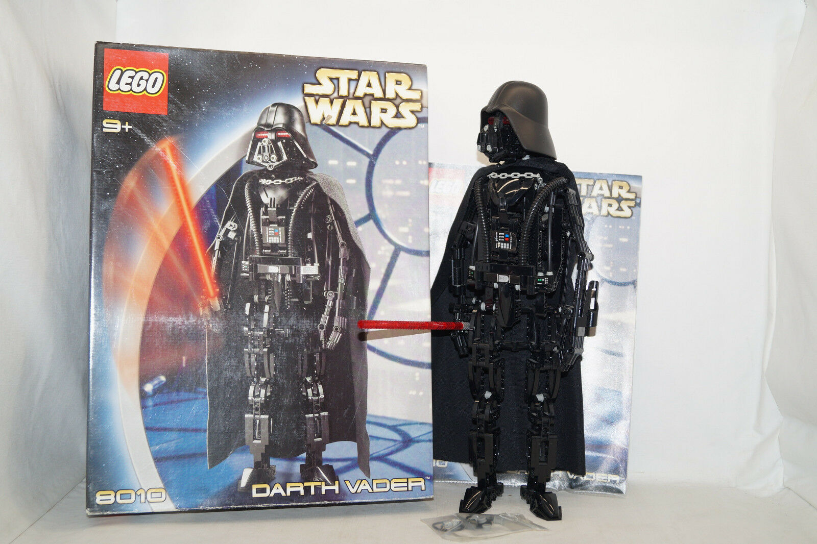 LEGO STAR WARS Technic 8010 Darth Vader