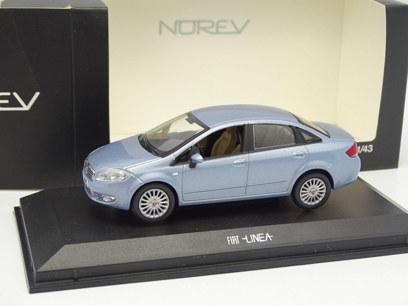 Norev 1 43 - Fiat Linea bluee