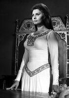 Sophia Loren Photo Print 13x19