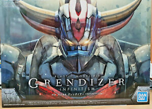Goldrake-Grandizer-Infinity-Ver-Double-Spacer-Go-Nagai-Bandai-Kit-20cm-Nuovo