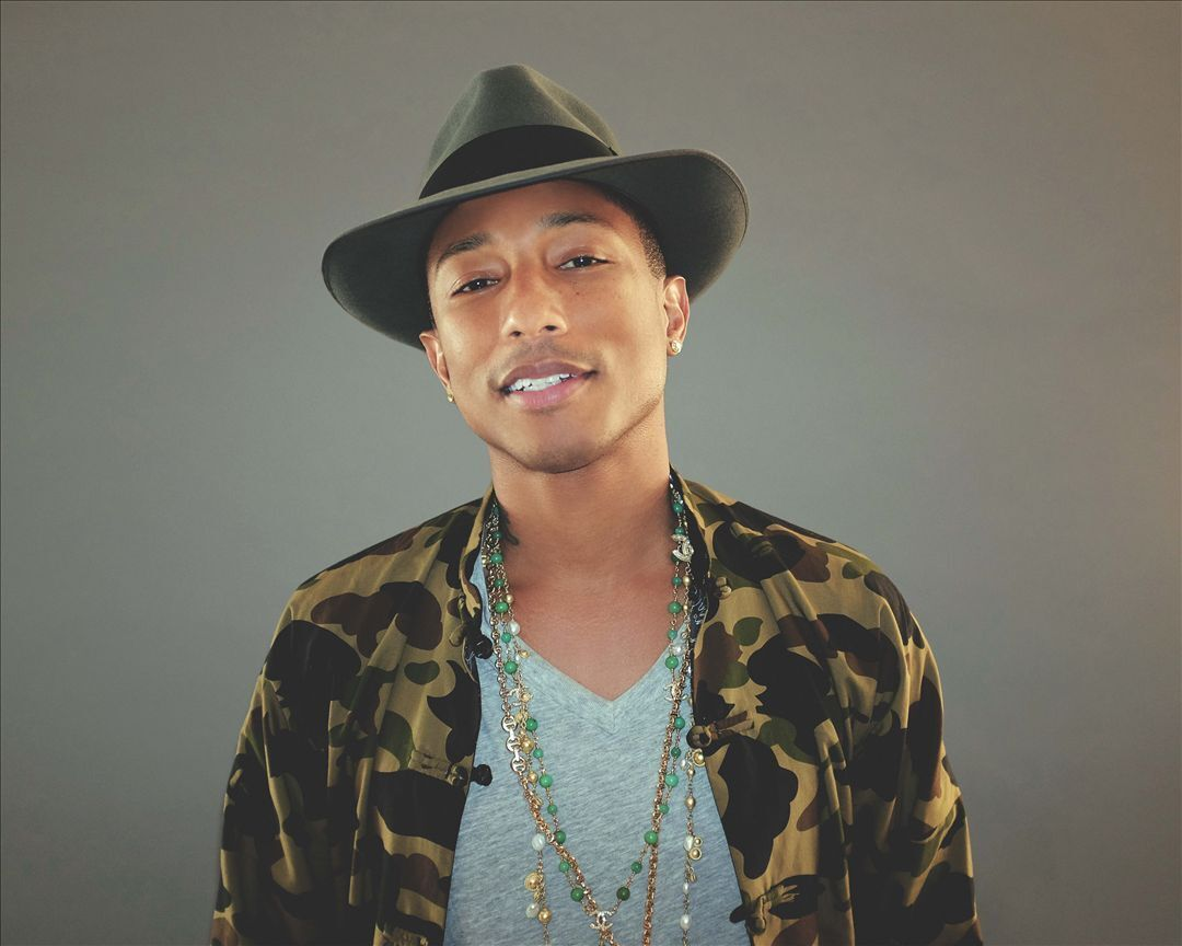 Live Talks A Evening with Pharrell Williams