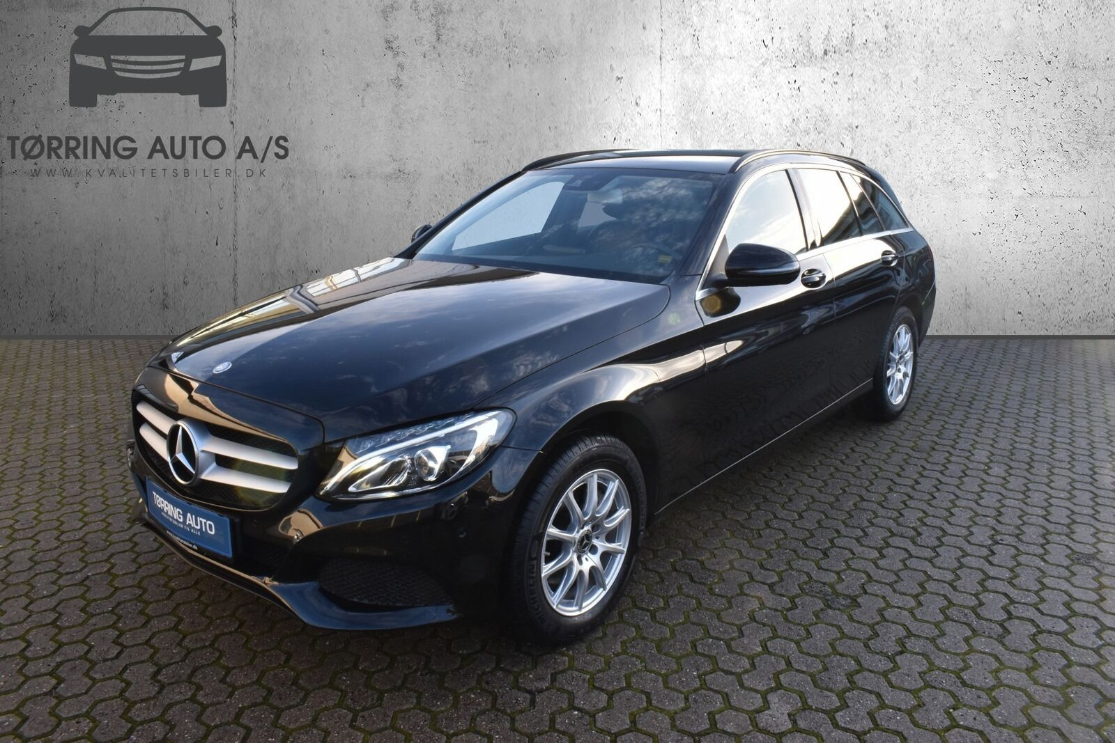 Mercedes C200 2,0 stc. 5d