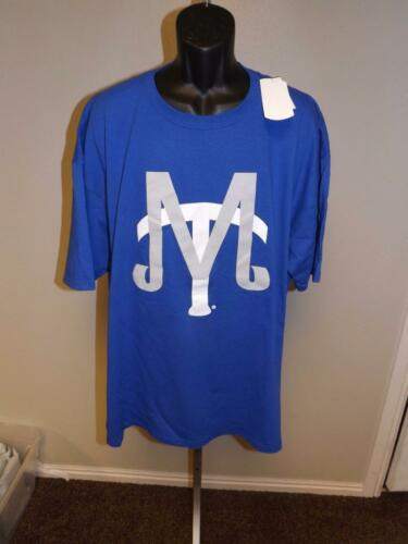 NEW MIDDLE TENNESSEE ST BLUE RAIDERS ADULT MENS S SMALL Shirt 72EP