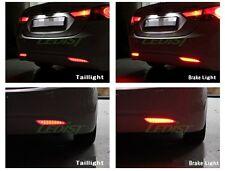 LED Reflector Brake Light Taillight 2Way (Fit: Hyundai Elantra 2011 2012 2013)