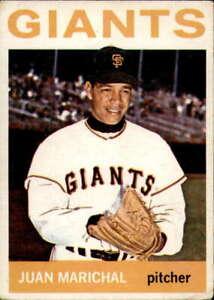 1964-Topps-280-Juan-Marichal-VG-VGEX-Giants-400065