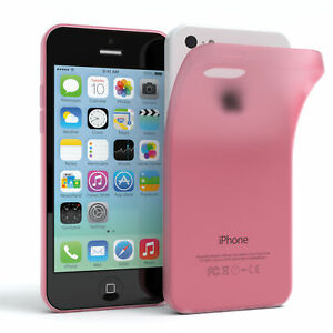 Schutz-Huelle-fuer-Apple-iPhone-5C-Cover-Handy-Case-Matt-Rosa