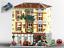 Modular-Blumengeschaef-MOC-PDF-Bauanleitung-kompatibel-mit-LEGO-Steine Indexbild 1