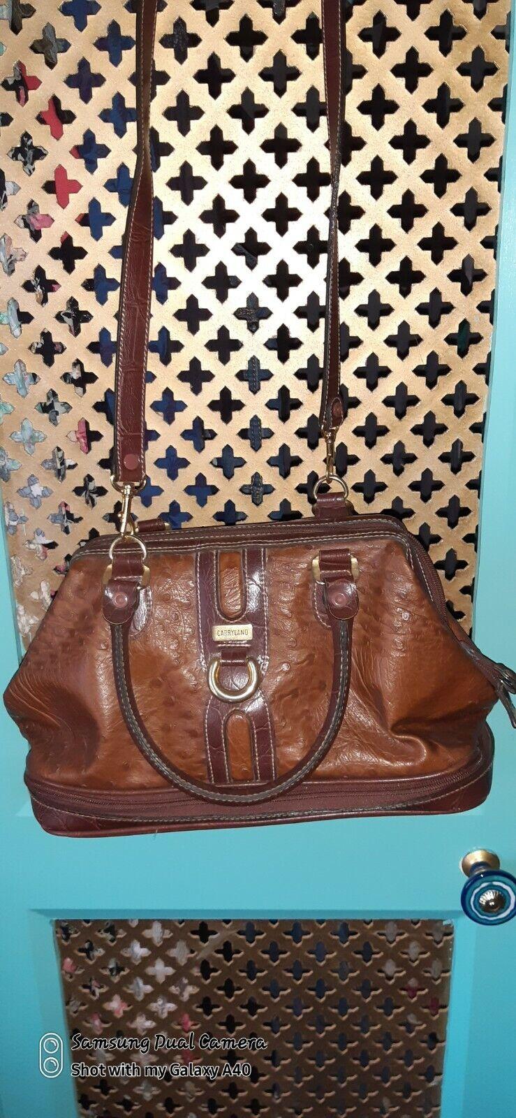 Tan Brown Handbag