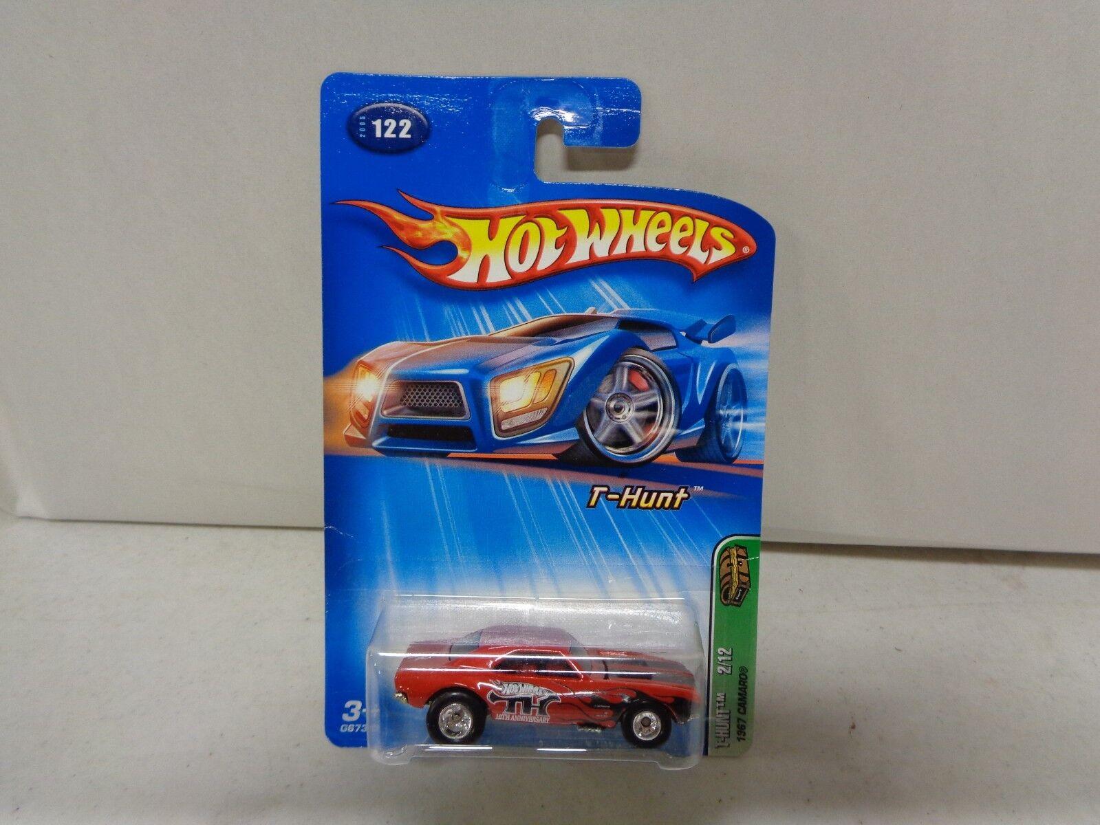 Hot Wheels 2005 búsqueda del tesoro 1967 Camaro Camaro Camaro d1fa99
