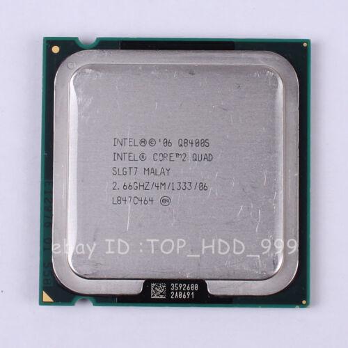 Intel Core 2 Quad Q8400S SLGT7 LGA 775 2.66 GHz 1333 MHz Quad-Core CPU Processor