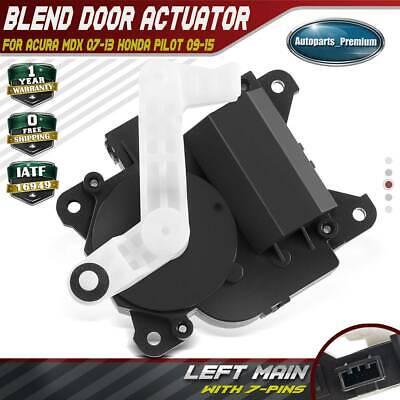 A-Premium HVAC Heater Blend Door Actuator for Acura MDX Honda Pilot 2007-2015