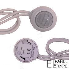 Adjustable Motion Sensor - for LED's and EL panels, foil and Tape