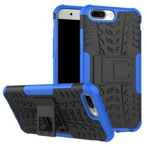 NEW-Hybrid-Case-2-Pieces-Outdoor-Blue-for-One-Plus-5-Case-Cover-Protective-NEW