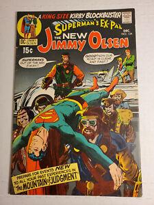 Superman's Pal Jimmy Olsen 134 7.0/7.5 (FN/VF) See pics Darkseid DC Comics