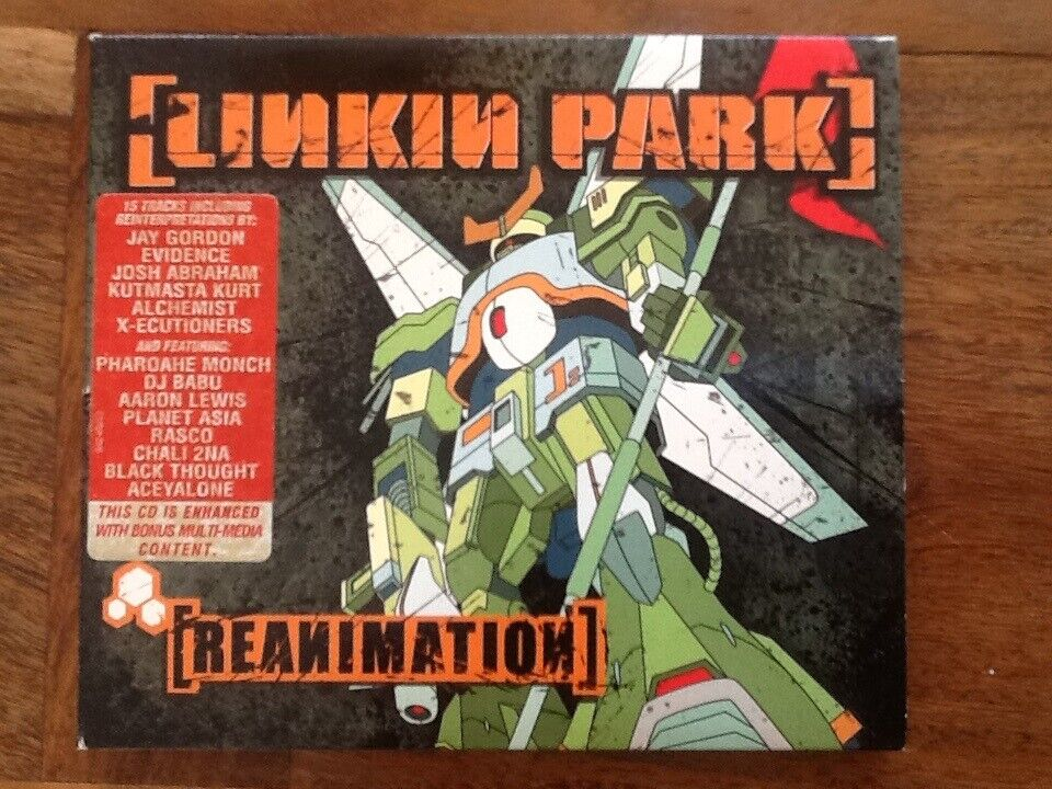 Linkin Park: Reanimation, hiphop