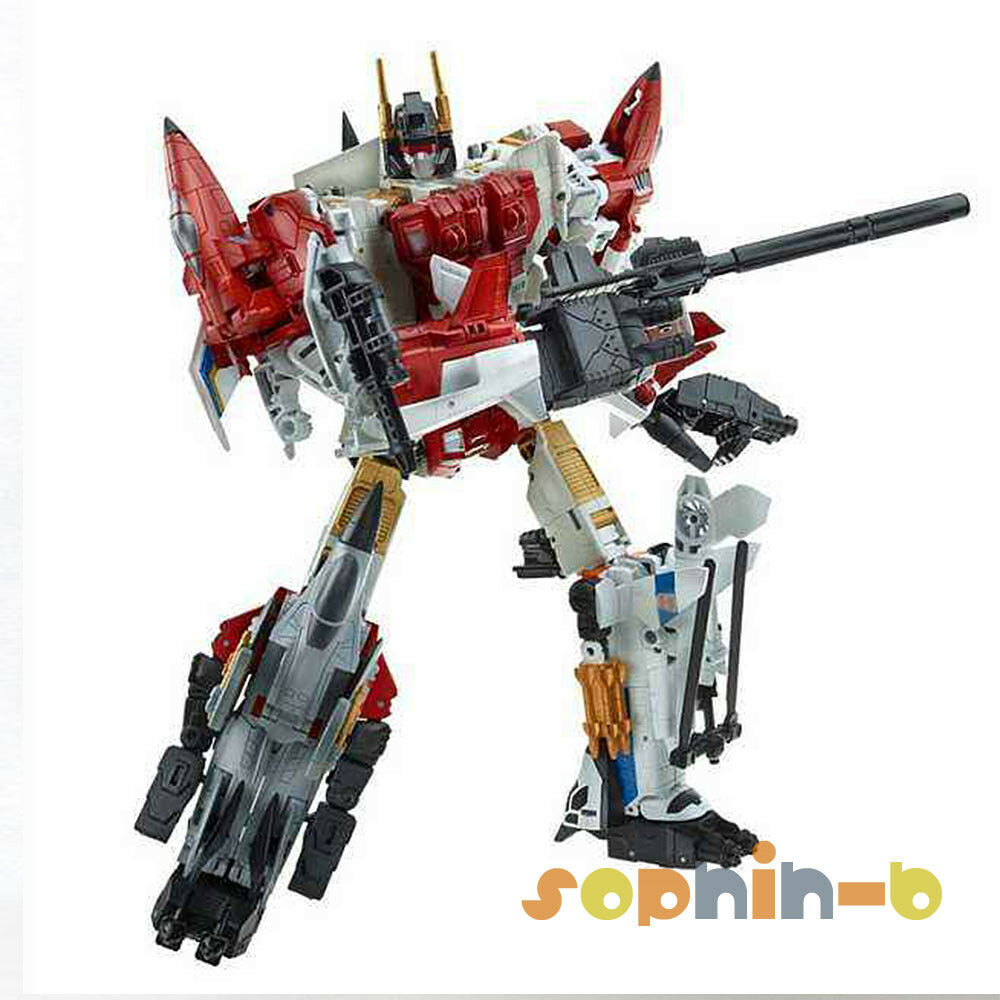 Transformed Superion Aerialbots Aerialbots Aerialbots Complete Combiner Wars Figure Toys Holiday Gifts 9ee506