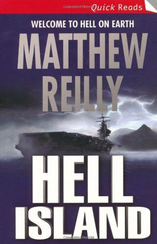 1 of 1 - Hell Island (The Scarecrow Series),Matthew Reilly