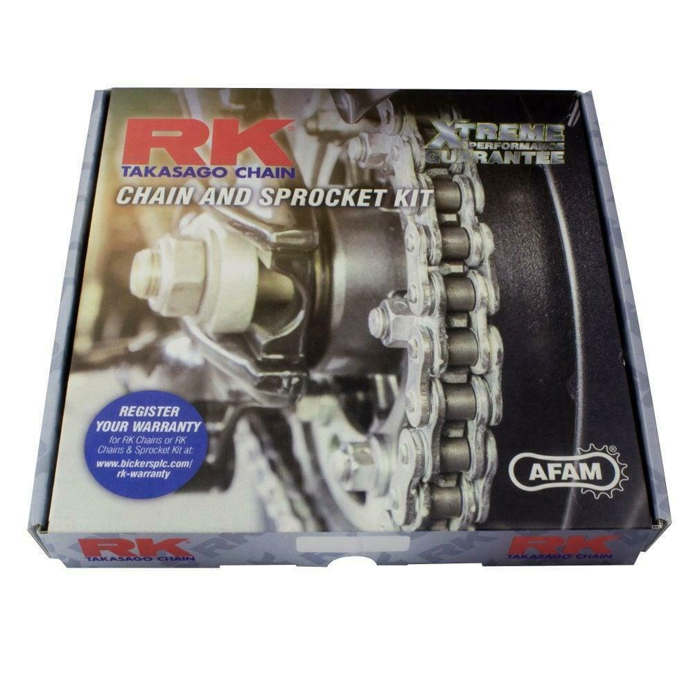 Honda NSR125 FM-FN RK-RN 1991 Gold XRing Chain and Sprocket Kit