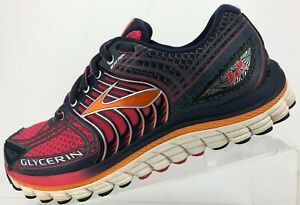 beb0f27c Image is loading Brooks-Glycerin-12 -Road-Running-Shoes-Training-Multicolored-