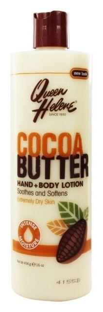 Queen Helene Kakaobutter Hand- und Körperlotion 455ml