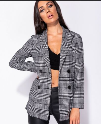 Taille Blouson Double 10 Wales Of Prince Blazer Breast qXYSSg