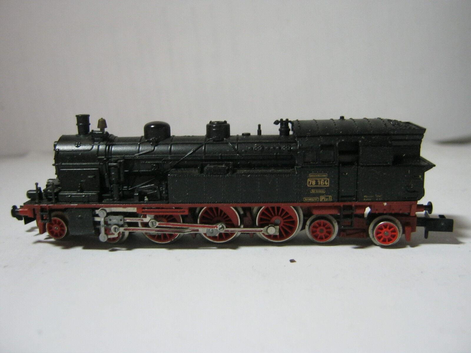 Arnold N Dampf Lok BtrNr 78 164 DRG (RG AS 50S4L3)