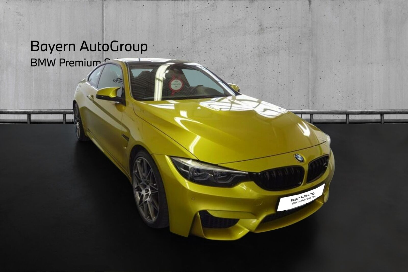 BMW M4 3,0 Coupé Competition aut. 2d - 4.975 kr.