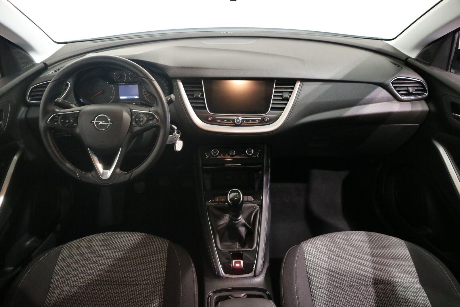 Opel Grandland X 1,2 T 130 Impress - billede 10