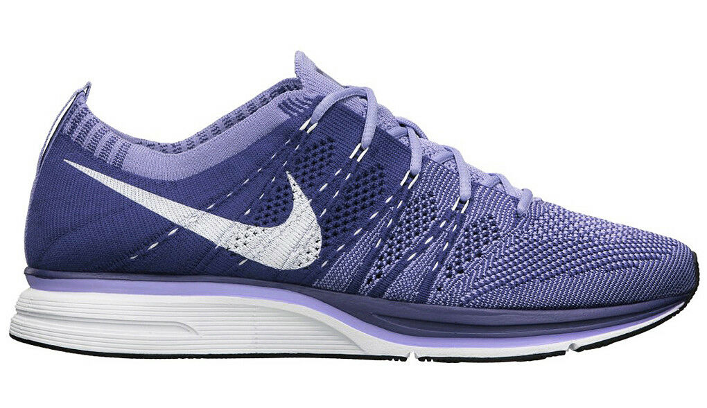 2012 NIKE FLYKNIT TRAINER+ COURT PURPLE purple US 7,5 8 mariah 532984-551 racer