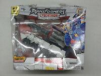 Transformers Cybertron Defense Ultra Red Alert New/box Damaged-see Description