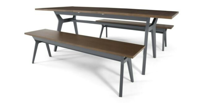 Made Jenson Extending Dining Table