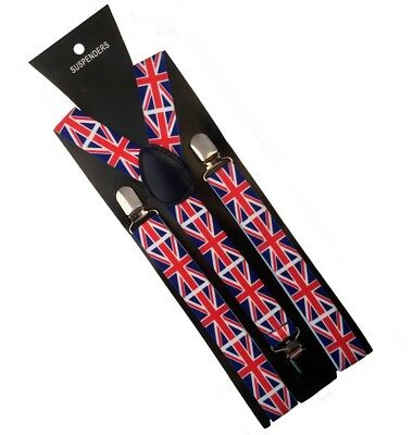 Union JACK imprimé cravate-taille adulte.