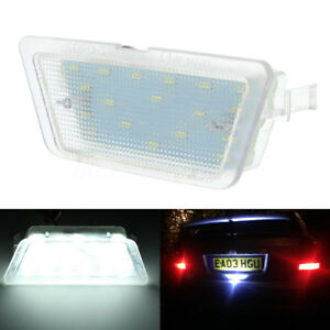 Car-LED-Number-License-Plate-Light-Lamp-Bulb-for-Vauxhall-Opel-Astra-G-MK4