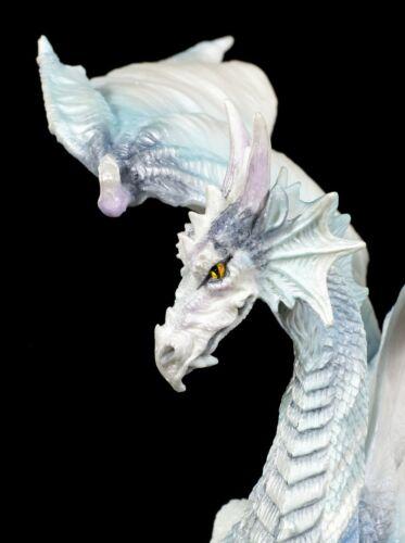 Fantasy Deko Statue Gothic Veronese Sammelfigur Drachen Figur Grawlbane