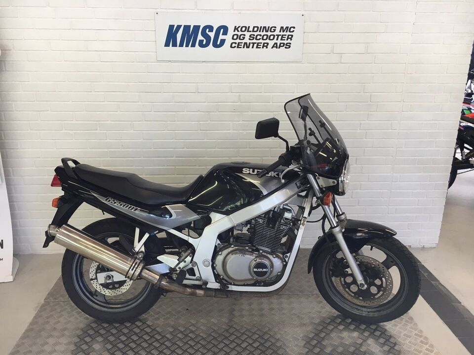 Suzuki, GS 500, ccm 487